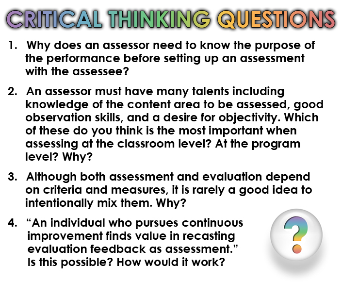 interview questions to assess critical thinking Interview questions a free inside look at critical thinking interview questions and process details for other companies - all posted anonymously by interview candidates.